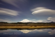 Moonlit Lenticular Clouds 3