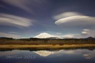 Moonlit Lenticular Clouds 3