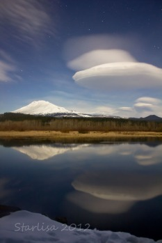 Moonlit Lenticular Clouds 5