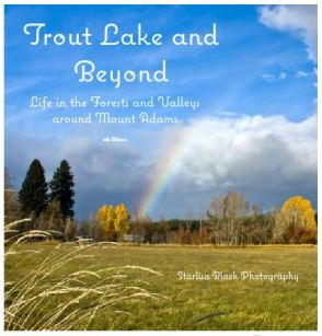 Front Cover of Trout Lake and Beyond. This and other books can be seen by clicking on this image