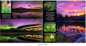 a page out of the new 4th edition of the Trout Lake and Beyond coffee table book.  Click on the image to learn more about all my photo products.