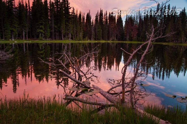 MirrorLake-Sunset-1