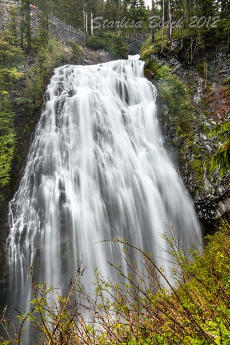 Narada Falls, Mount Rainer National Park