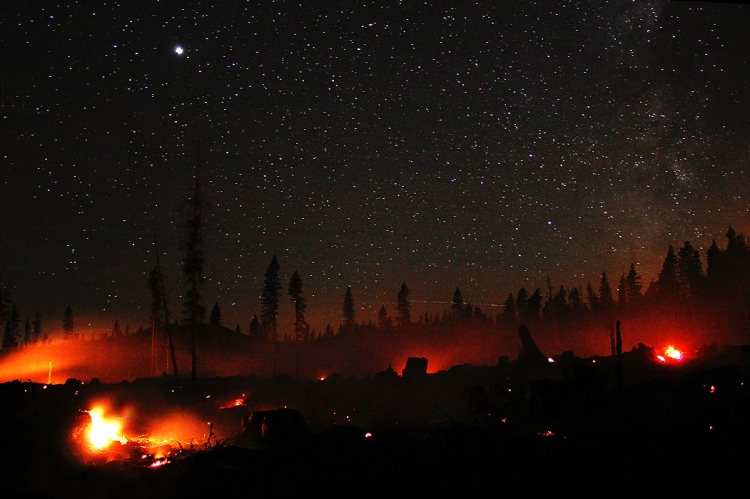 Fire and Stars