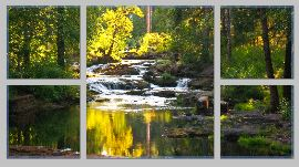 TroutCreekSummer Timeless-triptych - Copy