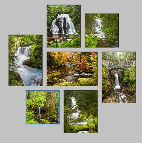 Waterfalls FlagstoneTriptych3 - Copy