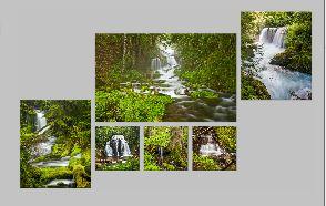 waterfalls StairclimberTriptych - Copy