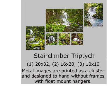 waterfalls StairclimberTriptych2