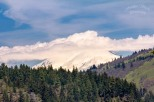 Mount Adams close up from Hood River