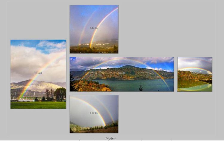 RainbowsGorge_modernTriptych