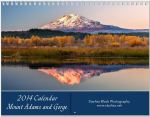 Mount Adams and Gorge