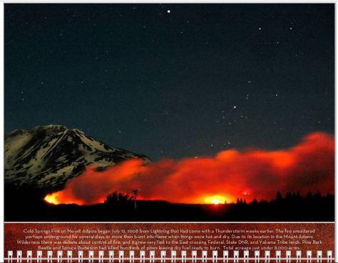 Fire Calendar January