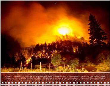 Fire Calendar September