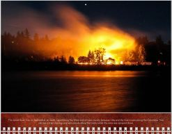 Fire Calendar November