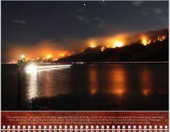 Fire Calendar December