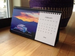 Desk Calendar. Click for information on all books and calendars