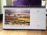 Desk Calendar April