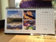 Desk Calendar October