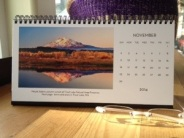 Desk Calendar November