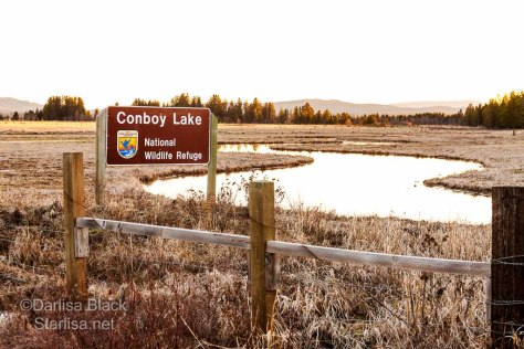 Conboy Lake National Wildlife Refuge