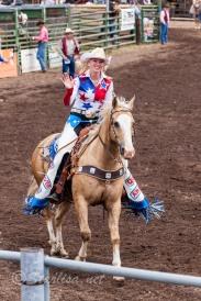 Ketchum Kalf Rodeo 7100