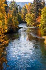 White Salmon River, Husum #1