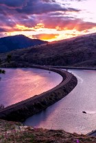 RowlandLake_sunset_9204