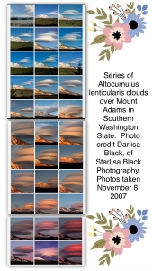 Click this collage to see my lenticular cloud collection on SmugMug